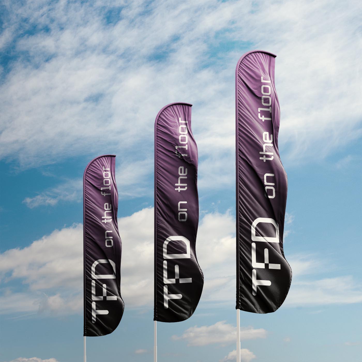 TFD vlaggen