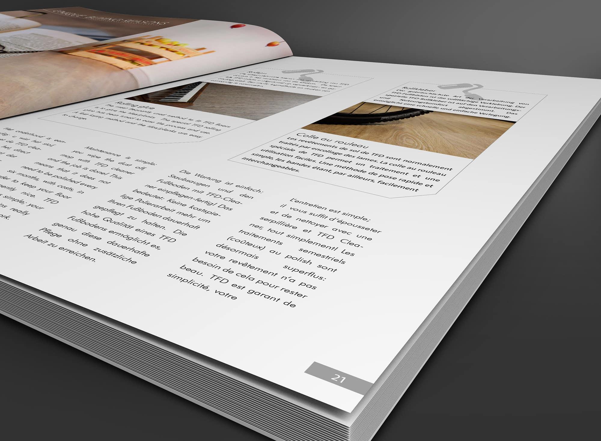 TFD floortile Magazine