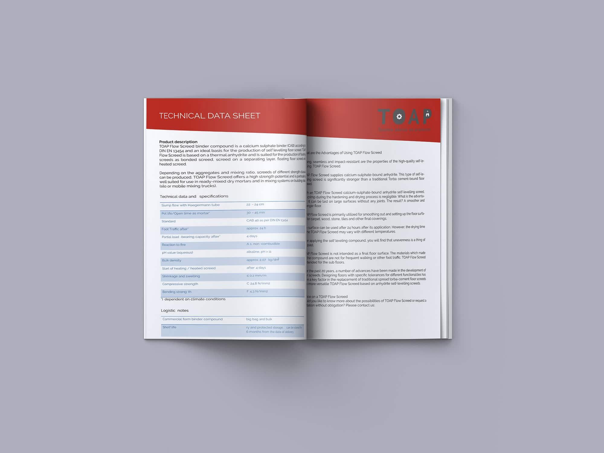 Toap brochure