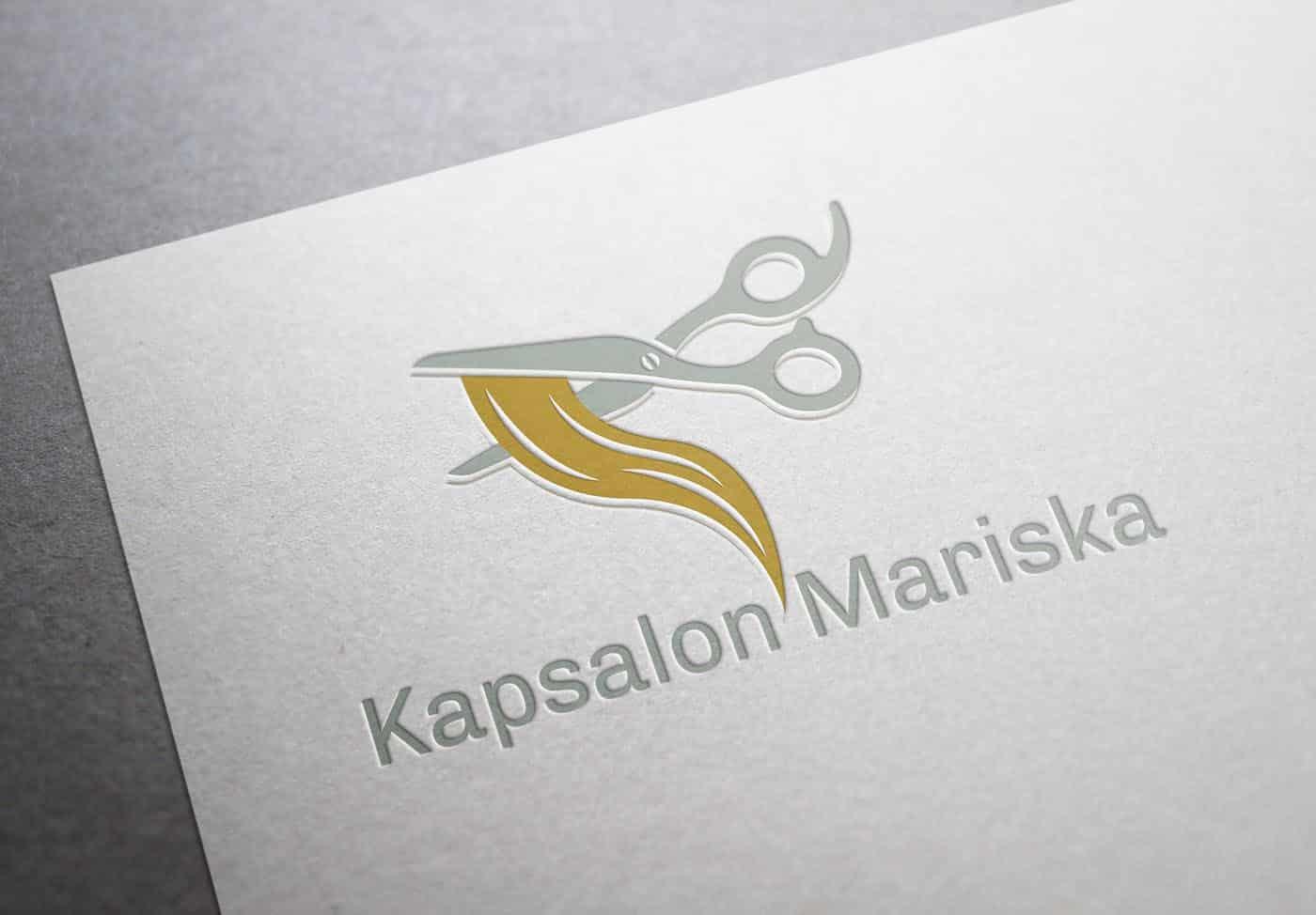 Logo Kapsalon Mariska