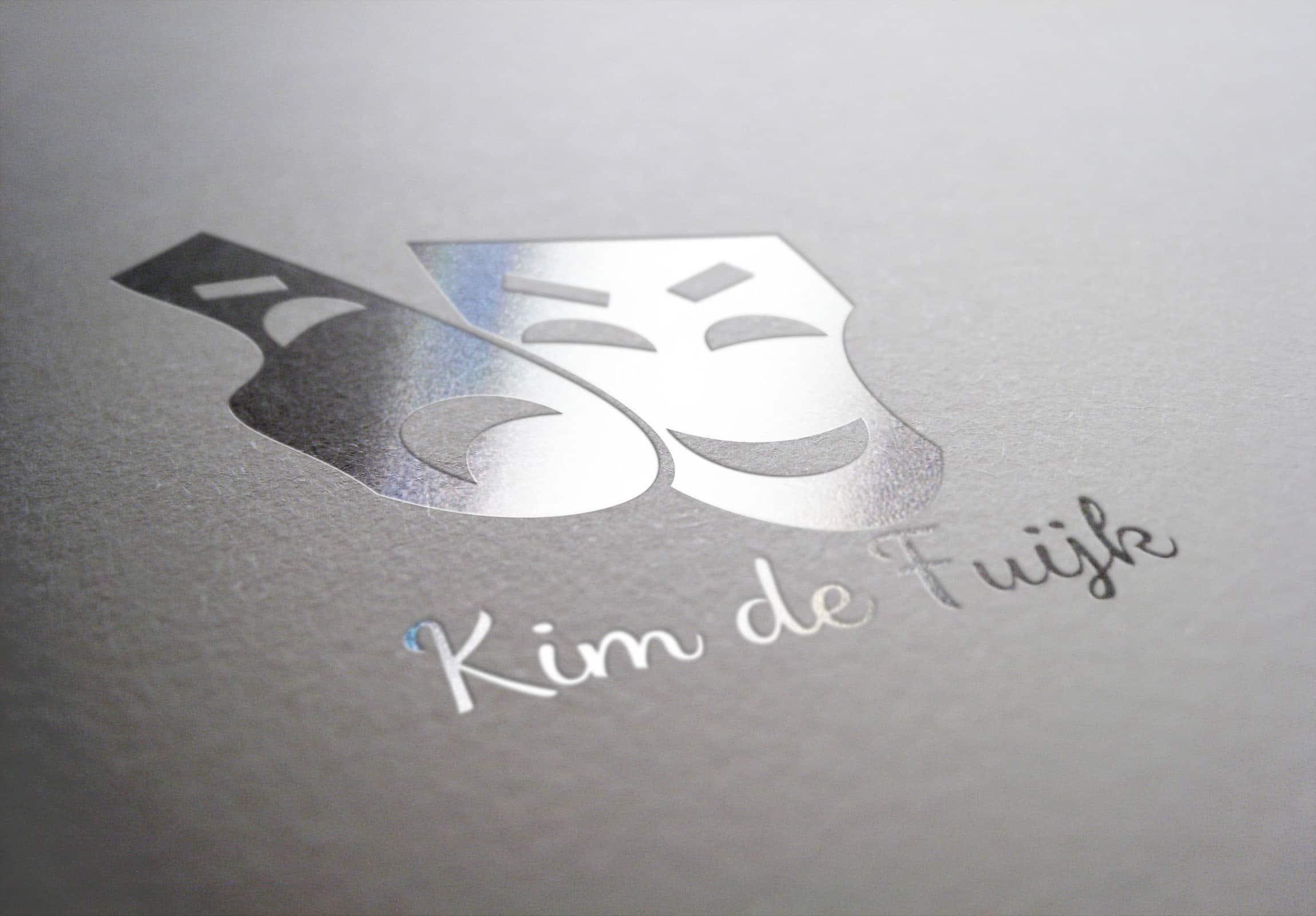 Logo concept Kim de Fuijk