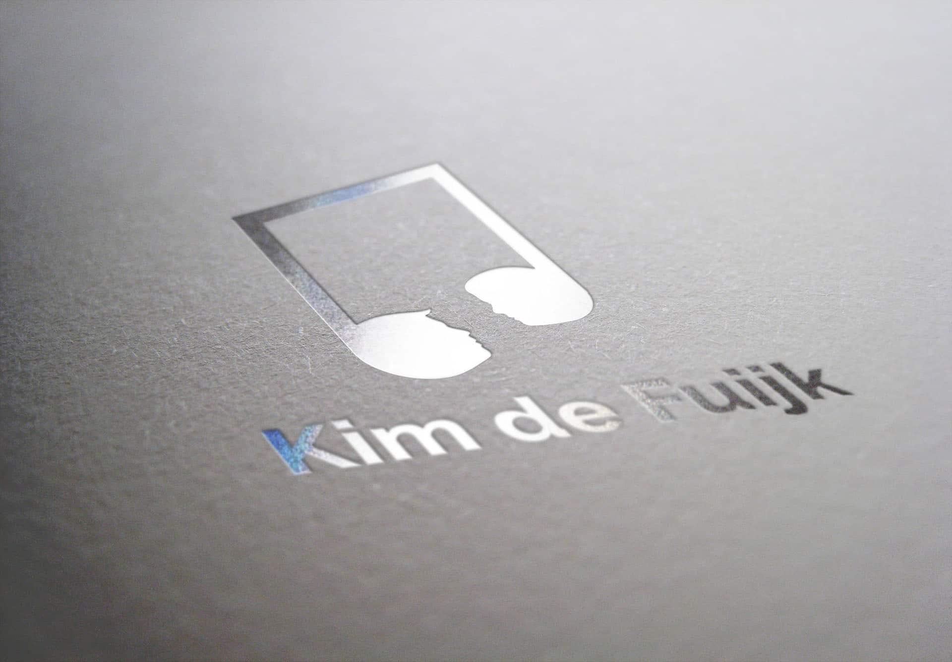 Logo Kim de Fuijk